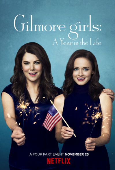 Gilmore Girls: A Year In the Life TV show on Netflix: season 1 (canceled or renewed?)