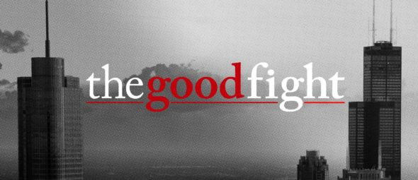 The Good Fight TV show on CBS