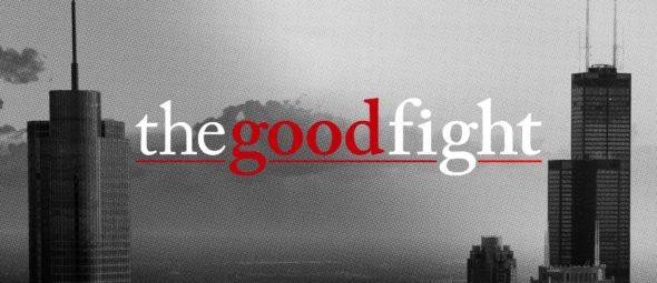 The Good Fight TV show on CBS