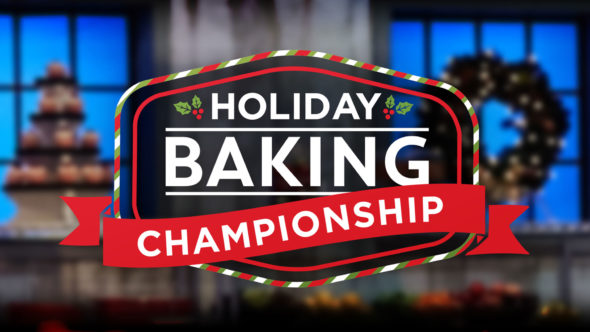 Holiday Baking Championship TV show on Food Network