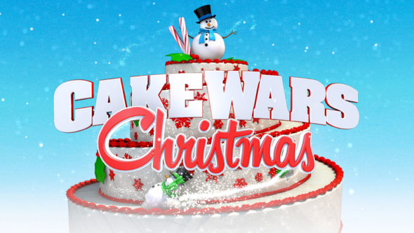 Cake Wars: Christmas TV show on Food Network