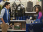 "SUPERSTORE -- ""Guns, Pills, and Birds"" Episode 204 -- Pictured:(l-r) Ben Feldman as Jonah, America Ferrera as Amy -- (Photo by: Colleen Hayes/NBC)"