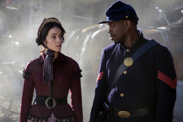 Timeless TV show on NBC: season 1 (canceled or renewed?)