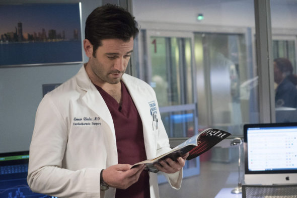 Thursday Tv Ratings Chicago Med Greys Anatomy Pitch Nfl