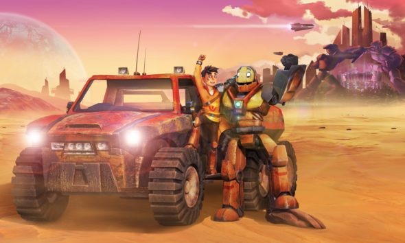 Robozuna TV show on Netflix: season 1 (canceled or renewed?)