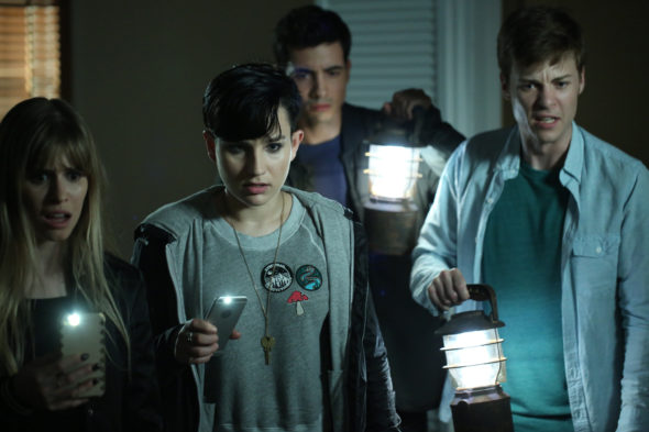 Scream TV show on MTV: season 3 renewal