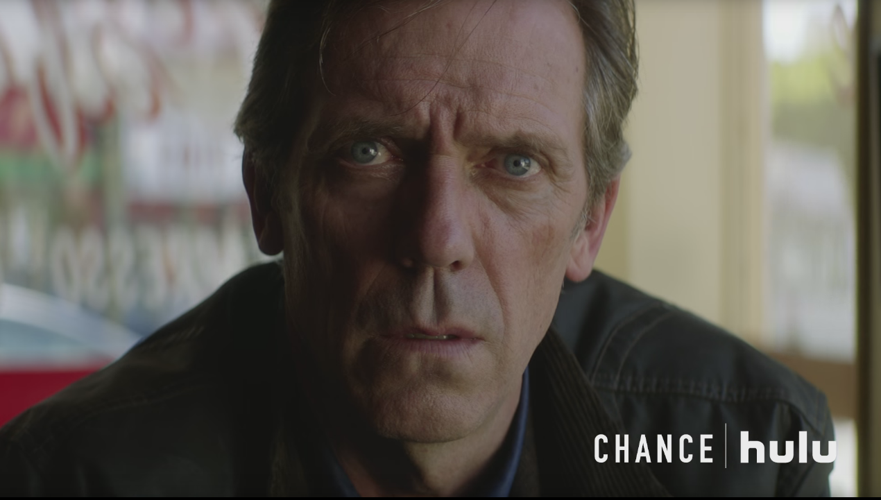 Chance: Hulu Previews New Hugh Laurie Series - canceled TV
