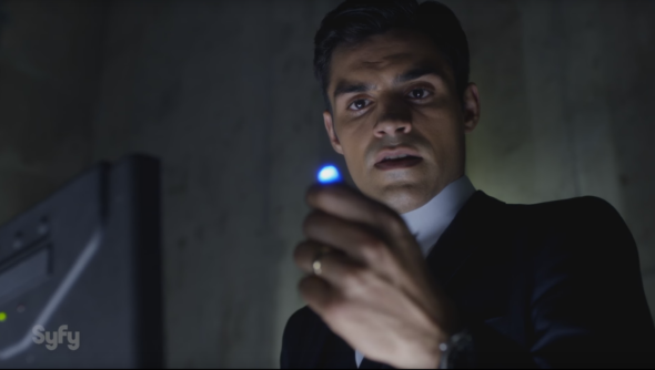 Incorporated TV show on Syfy