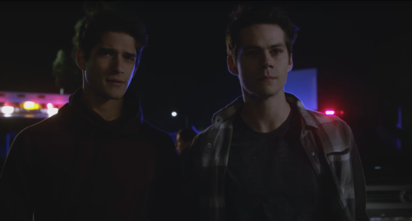 Teen Wolf TV show on MTV