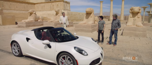 The Grand Tour TV show on Amazon