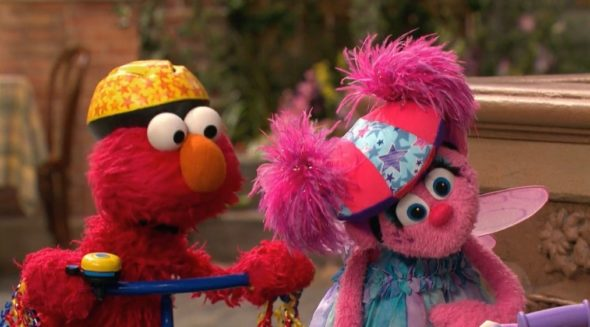 Sesame Street TV show on HBO