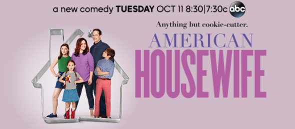 American Housewife TV show on ABC: ratings (cancel or season 2?)