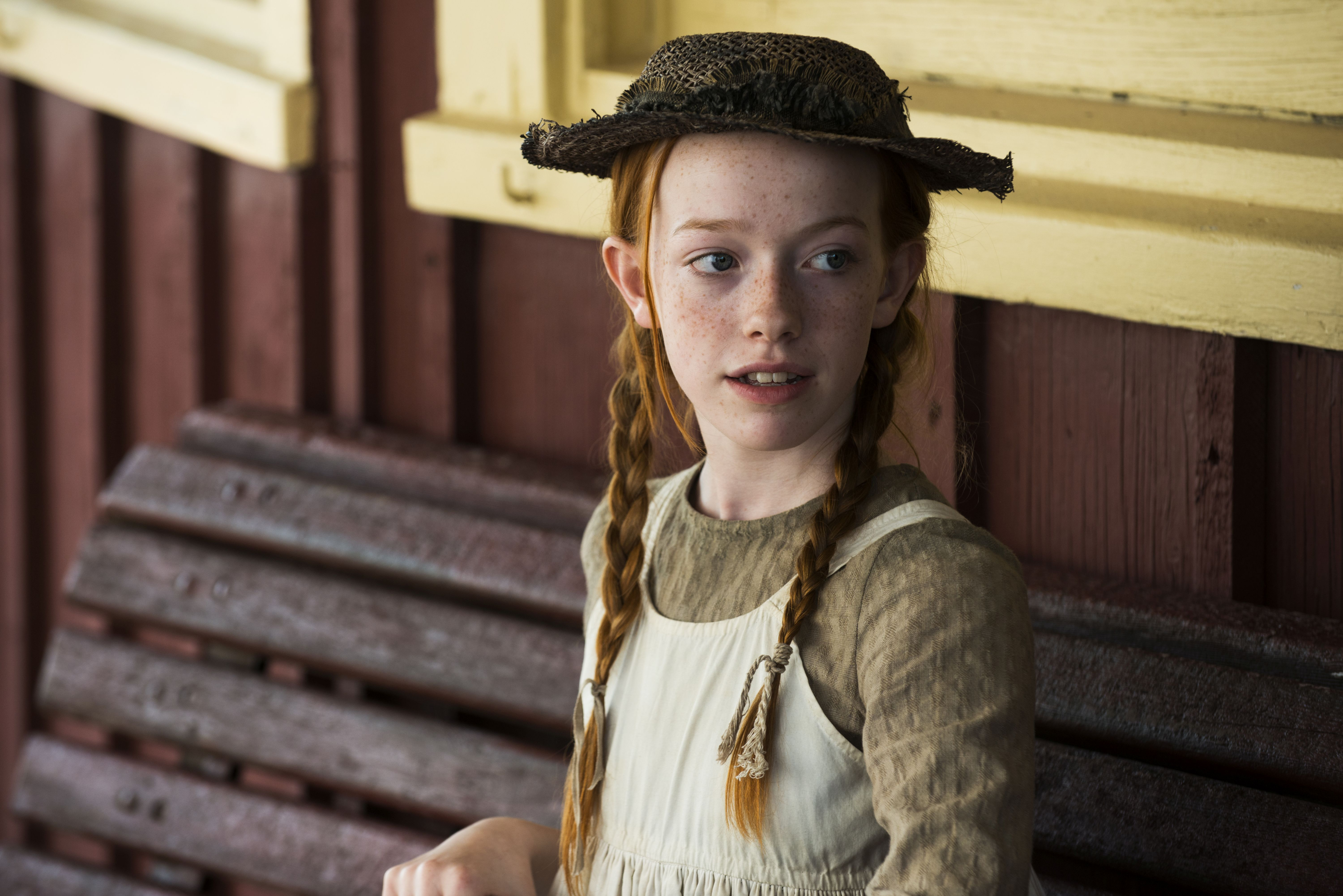 who played anne of green gables in the tv series