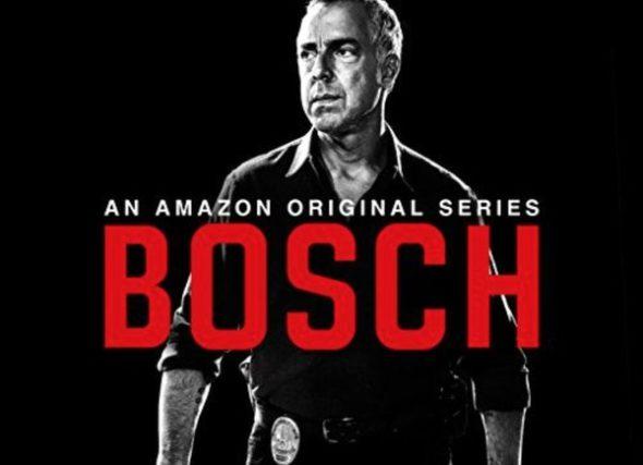 Bosch TV show on Amazon: season 4 renewal. Bosch renewed for season four on Amazon.