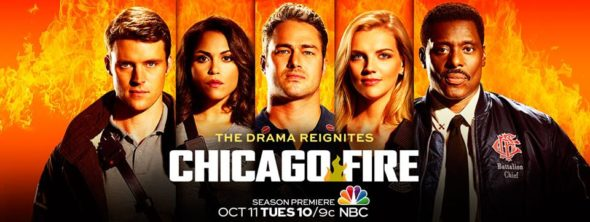 Chicago Fire TV show on NBC: ratings (cancel or season 6?)