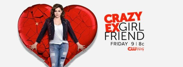 Crazy Ex-Girlfriend TV show on The CW: ratings (cancel or season 3?)