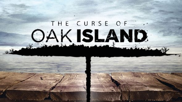 The Curse of Oak Island TV show on History