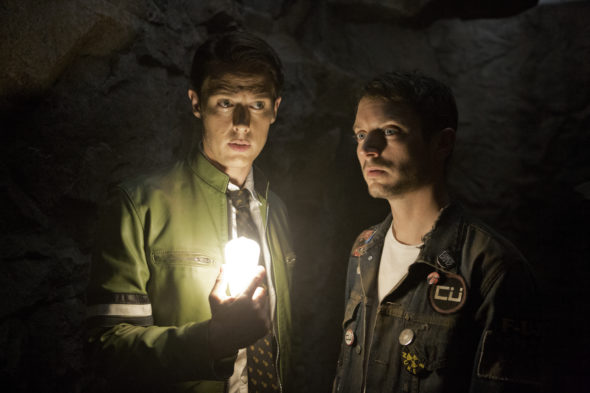 Dirk Gently's Holistic Detective Agency TV show on BBC America: season 1 (canceled or renewed?)
