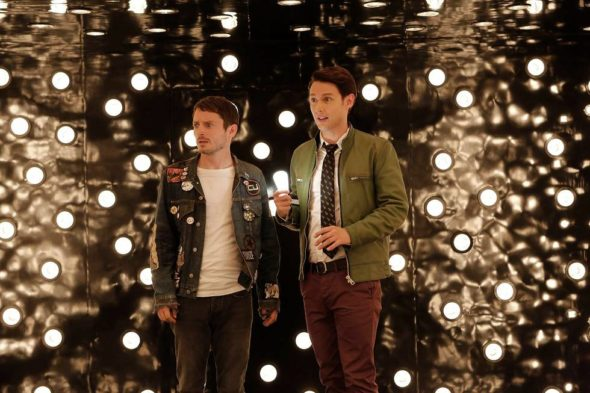 Dirk Gently's Holistic Detective Agency TV show on BBC America: season 2 renewal (canceled or renewed?)