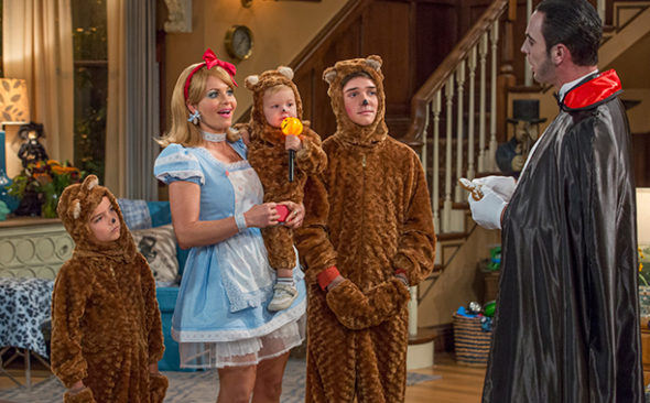 Fuller House TV show on Netflix