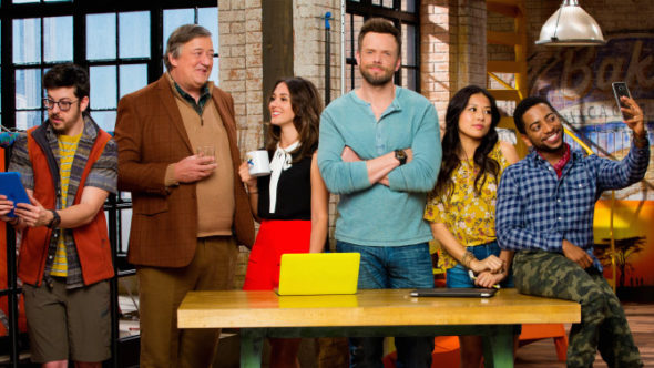 The Great Indoors TV show on CBS (canceled or renewed?)