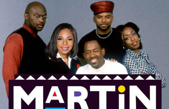 Martin TV show on FOX