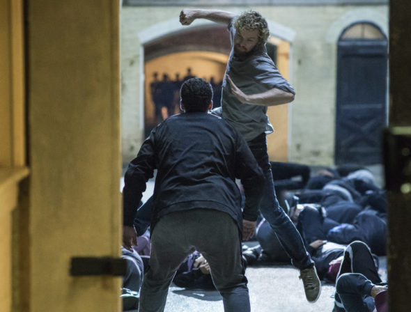 Marvel's Iron Fist TV show on Netflix: season one canceled or renewed?
