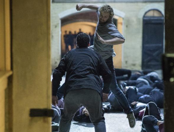 Marvel's Iron Fist TV show on Netflix: season one canceled or renewed?