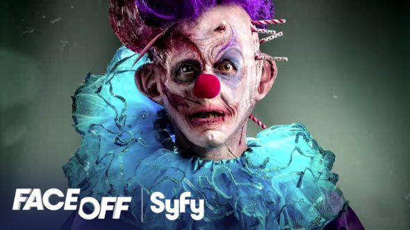 Face Off TV show on Syfy