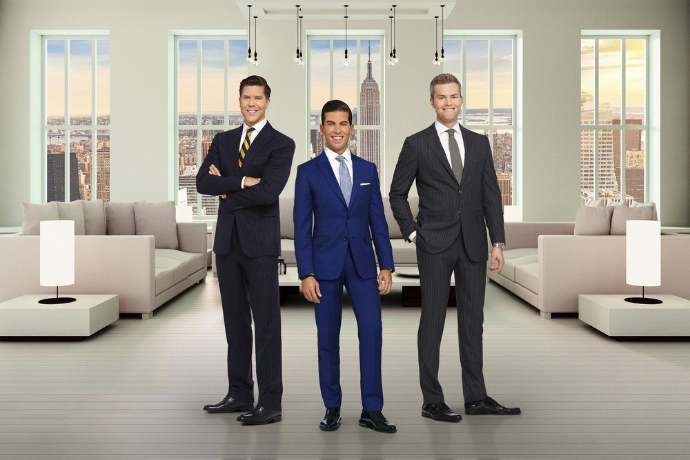 Million dollar listing new york renewed for sixth season for Tv shows to see in new york