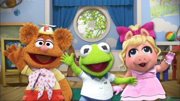 Muppet Babies TV show on Disney Junior: season 1 (canceled or renewed?)