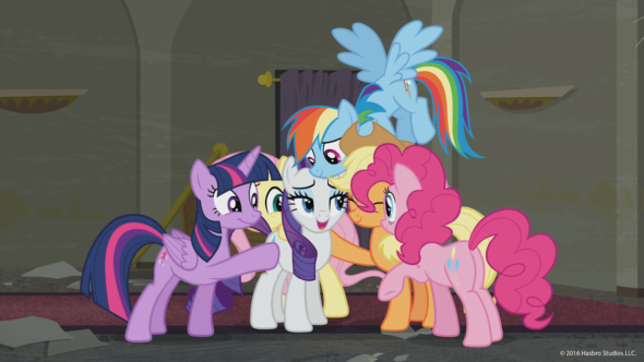 My Little Pony: Friendship is Magic TV show: season 7