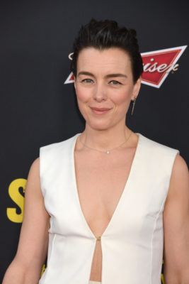 Olivia Williams - Counterpart TV show on Starz
