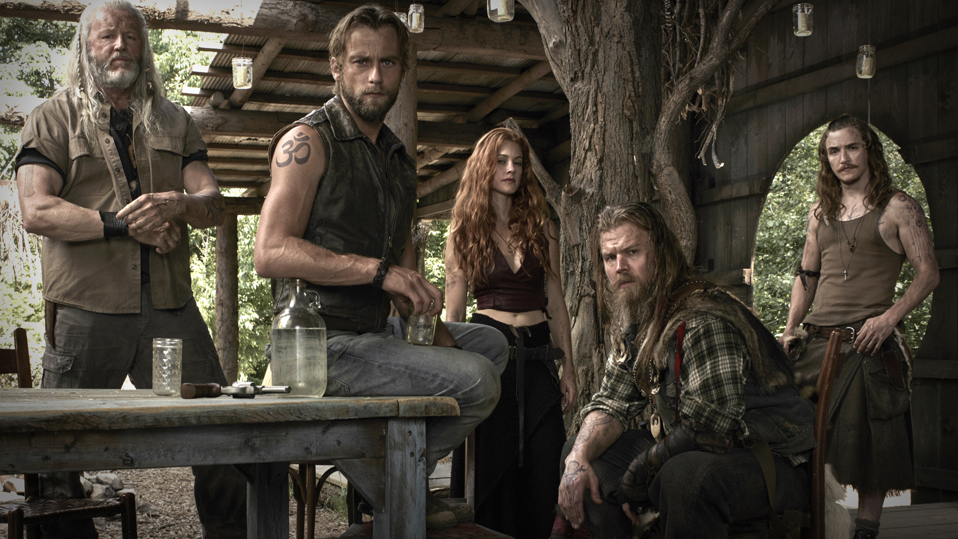 Outsiders Serie