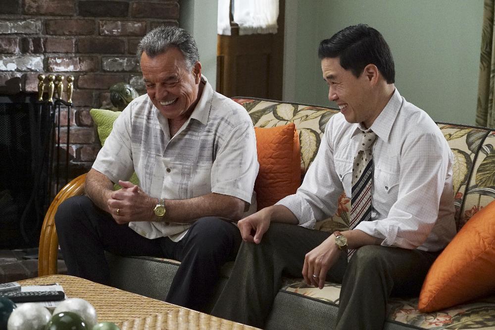 fresh off the boat  ray wise to be series regular in