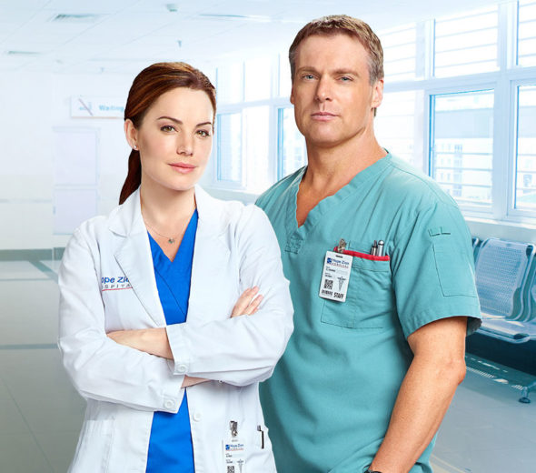 Saving Hope TV show on ION: season 4 (canceled or renewed?)