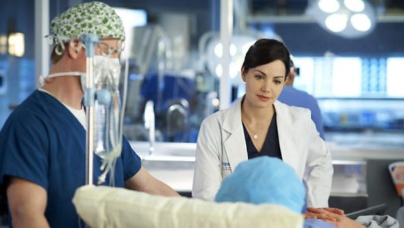 Saving Hope TV show on ION