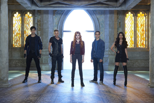 Shadow Hunters TV show on Freeform: season 2 (canceled or renewed?