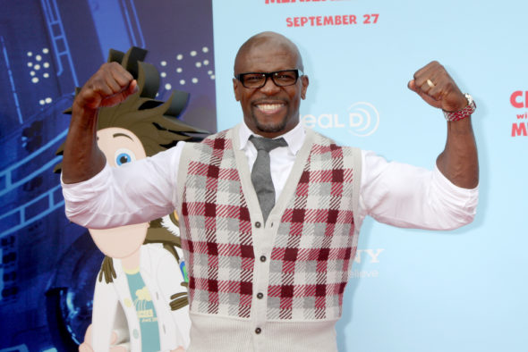Terry Crews Saves Christmas TV show on The CW