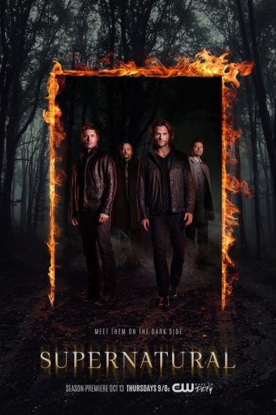 Supernatural TV show on The CW: season 12 trailer (canceled or renewed?) Supernatural TV show on The CW: season 12 premiere (canceled or renewed?)