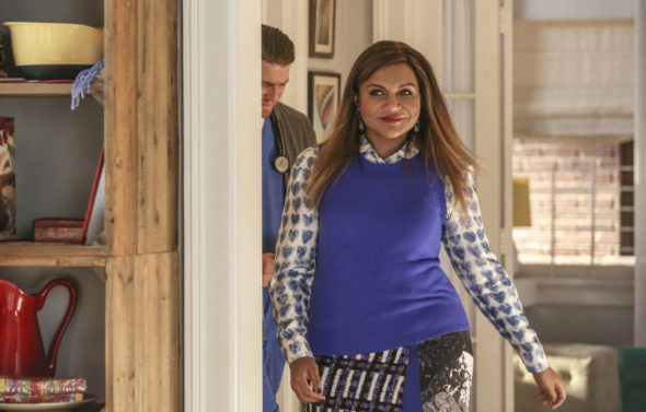 The Mindy Project TV show on Hulu: season 5 (canceled or renewed?)