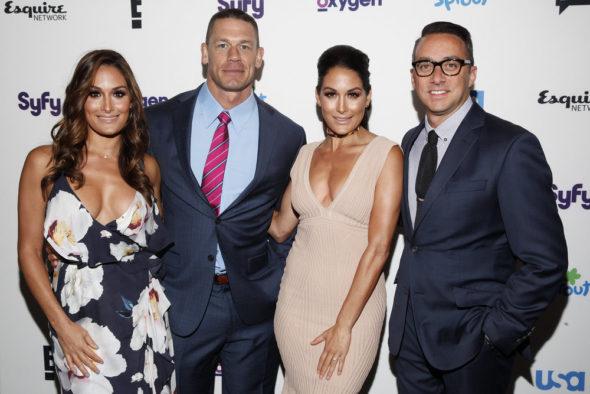 Total Divas TV show on E!: season 6 (canceled or renewed?)