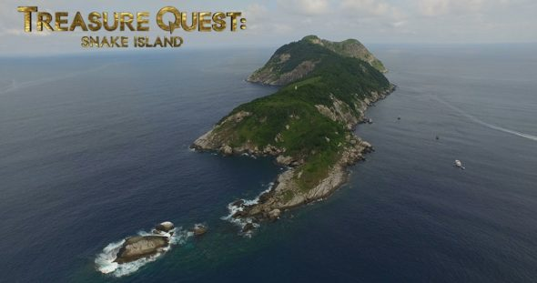 Treasure Quest: Snake Island TV show on Discovery Channel: season 2