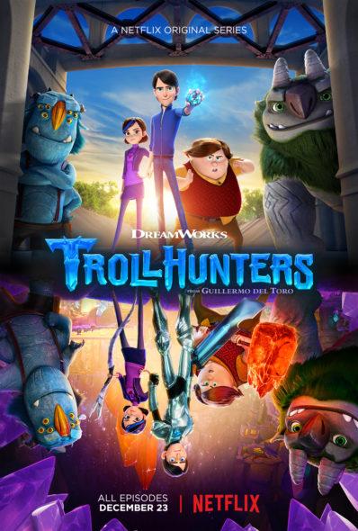Trollhunters TV show on Netflix: season one (canceled or renewed?)