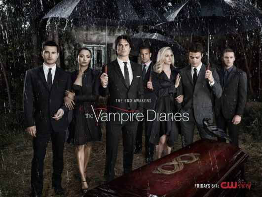 The Vampire Diaries TV show on The CW