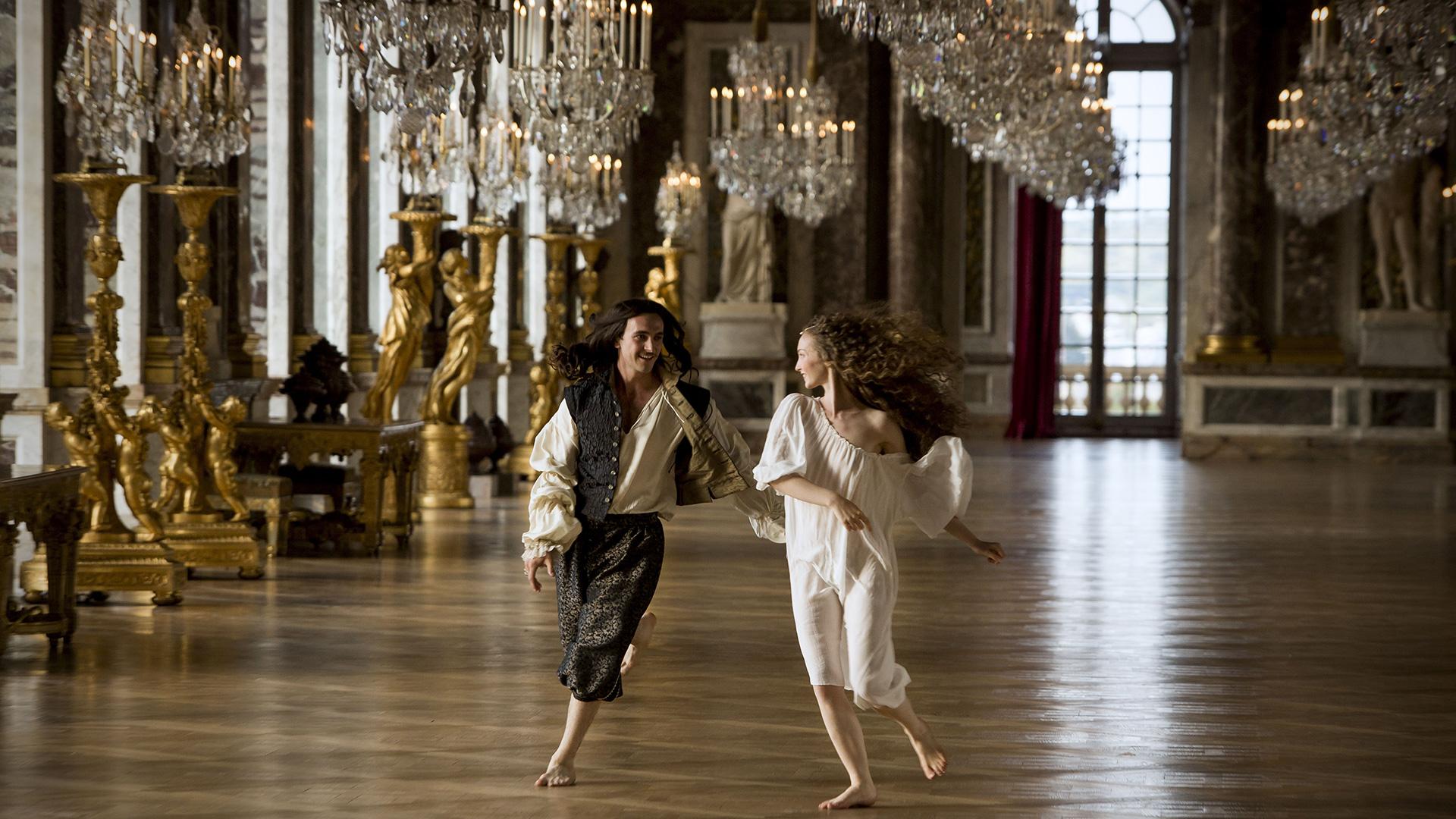 Versailles second season ordered for bbc two drama for Salon de versailles 2016