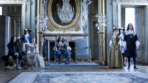 Versailles TV show on BBC Two: season 2 renewal. Versailles renewed season two on BBC Two.