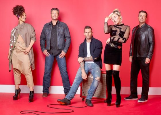 The Voice TV show on NBC: season 12 and season 13 renewals