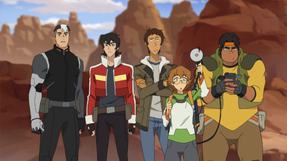 Voltron: Legendary Defender TV show on Netflix: season 2 (canceled or renewed?)