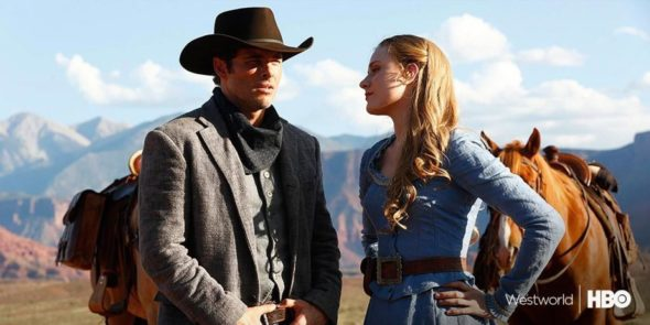 Westworld TV show on HBO (canceled or renewed?)